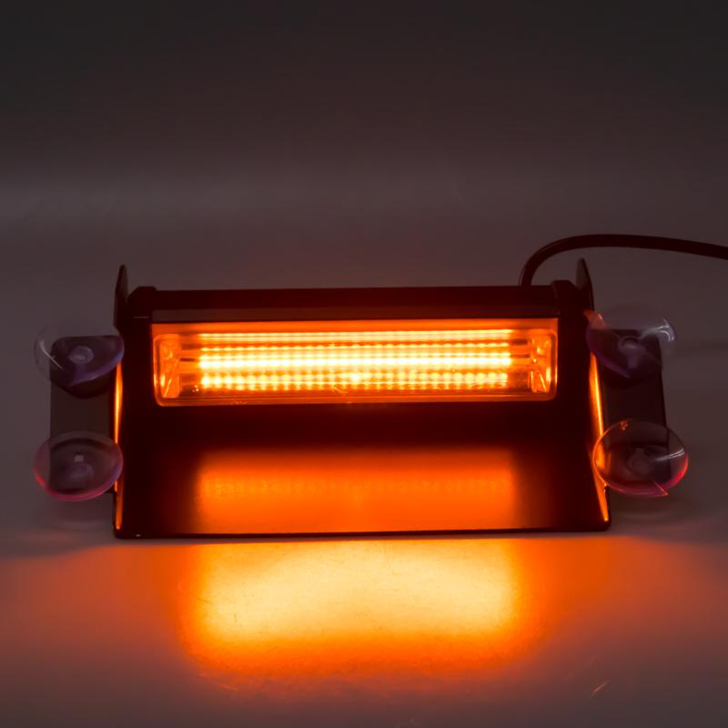 PREDATOR LED vnitřní, 12-24V, 10W, COB LED, oranžový