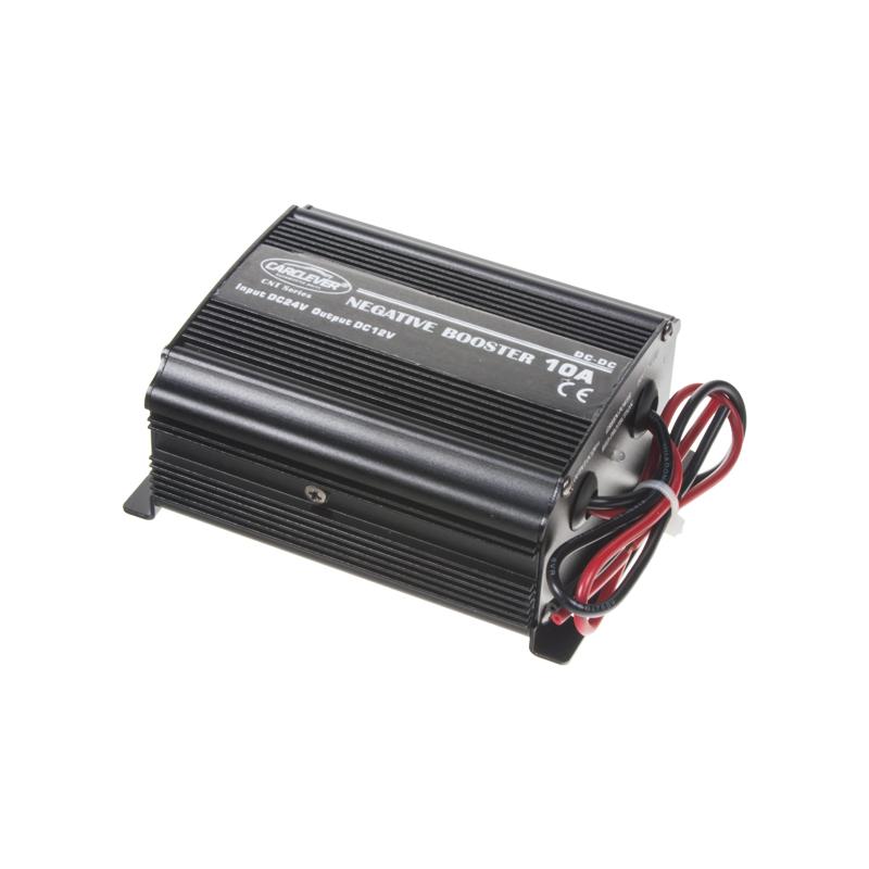 Spínaný měnič napětí z 24/12V, 10A bez ventilátoru