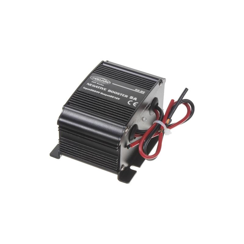 Spínaný měnič napětí z 24/12V, 5A bez ventilátoru