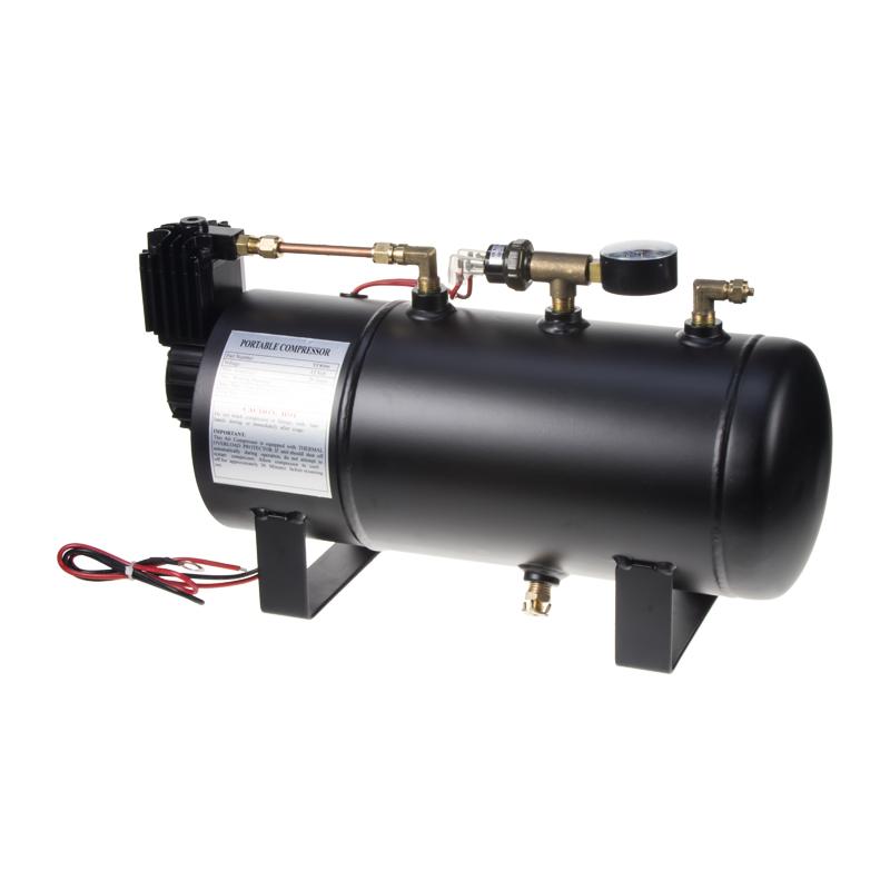 Kompresor - vysokotlaký vzduchový systém 3L