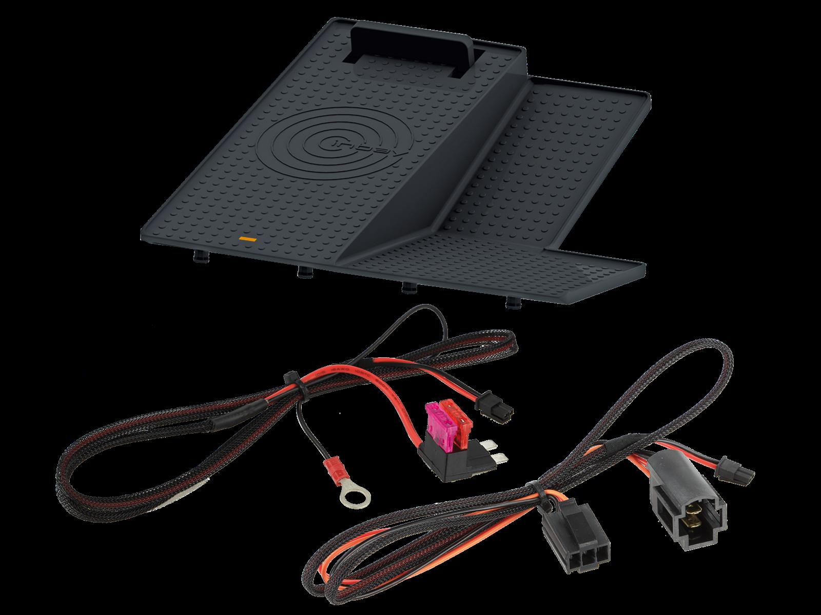 Qi indukční INBAY nabíječka telefonů VW Golf VII