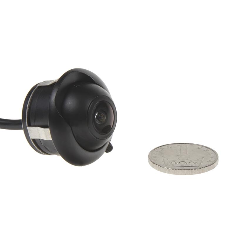 Kamera CCD zavrtávací PAL přední / zadní