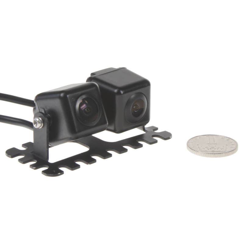 Dual-kamera CCD vnější PAL