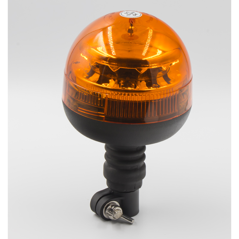 PROFI LED maják 12-24V 12x3W oranžový na držák
