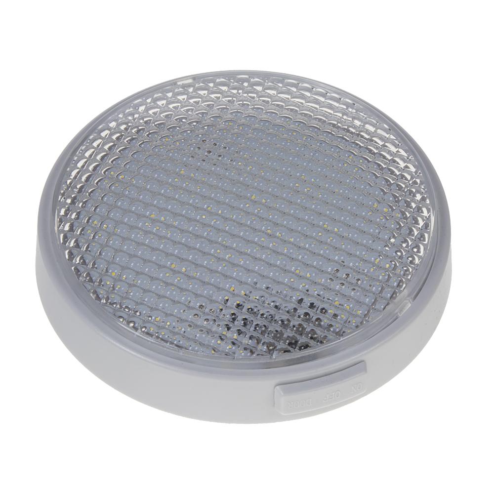 Boční obrysové světlo LED, oranžové/bílé, kouřové
