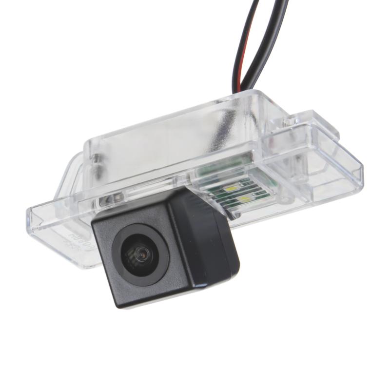 Kamera formát PAL/NTSC do vozu Citroën C5/C4, Peugeot 207, 307, Nissan Pathfinder 2005-2011