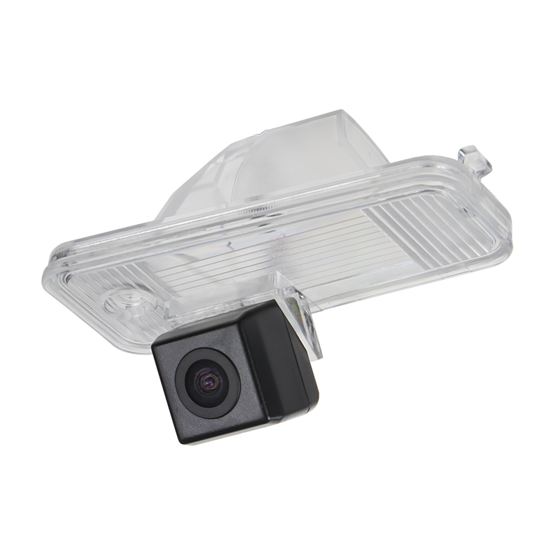 Kamera formát PAL/NTSC do vozu Hyundai Santa Fe 09/2012- (III)