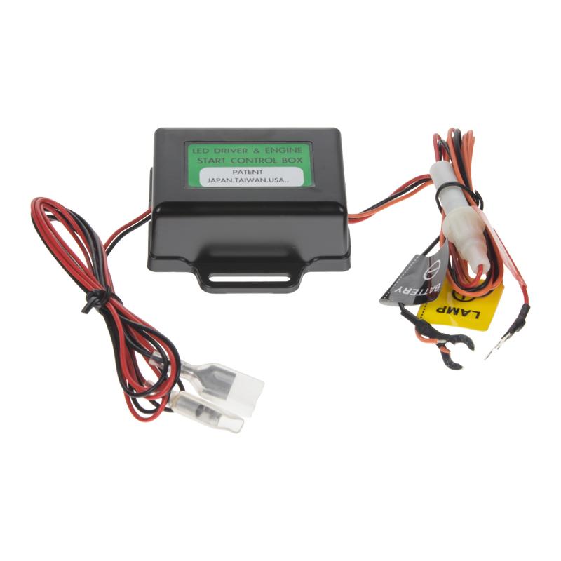 Modul pro automatické rozsvěcování přídavných LED světel - sj-296