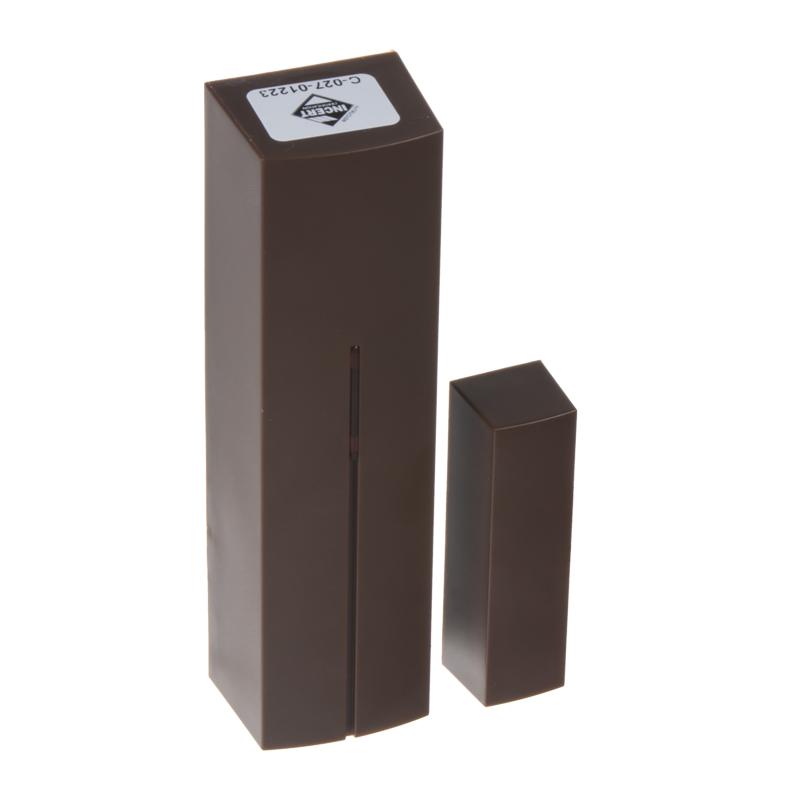 x Magnetický spínač bezdrátový pro CA 1802 (3) hnědý