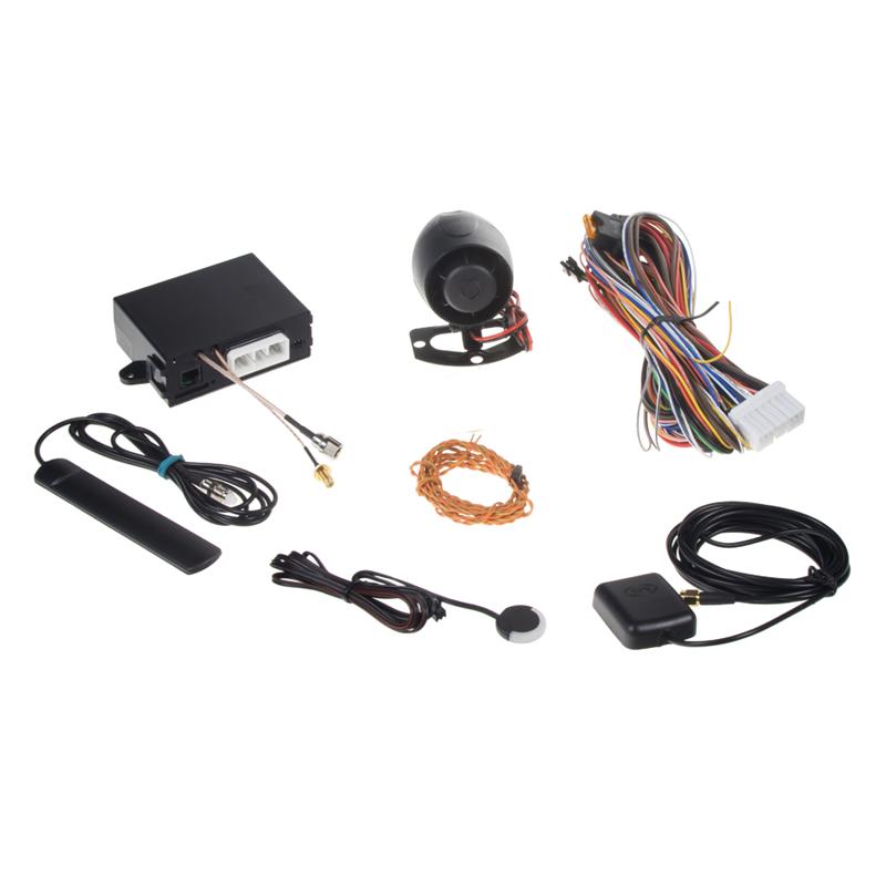 GSM/GPS autoalarm