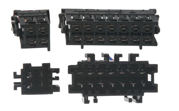 Kabeláž pro HF PARROT/OEM Mercedes-Benz s opt.vodiči