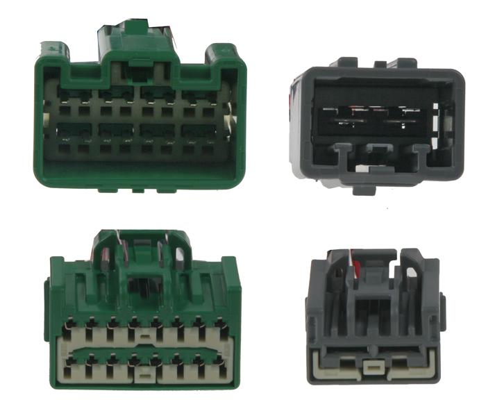 Kabeláž pro HF PARROT/OEM Volvo S40/V50 2004- s akt. systémem, Jaguar