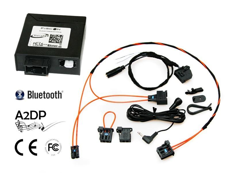 Bluetooth HF sada do vozů Mercedes