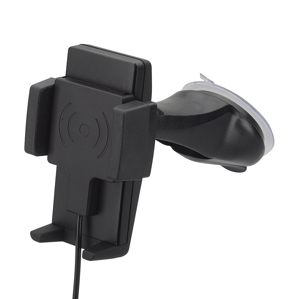 Univerzální Qi držák s přísavkou pro smartphony