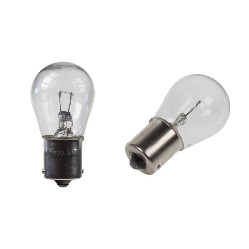žárovka 12V (P21W) BA15S bílá (10ks)