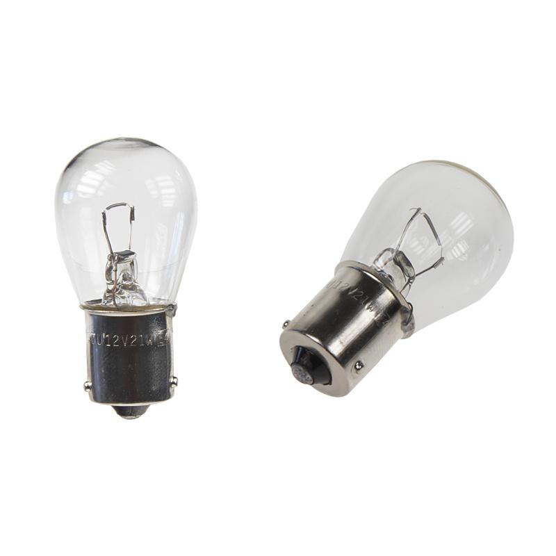 žárovka 12V (P21W) BAU15S bílá  (10ks)