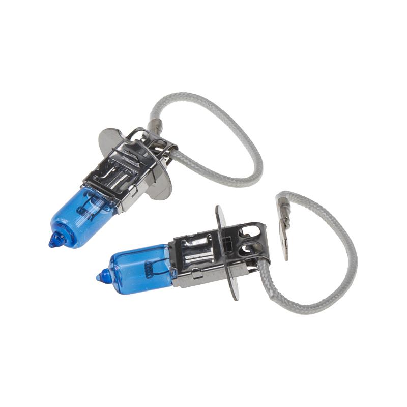 Halogen. žárovka 24V s paticí H3, Blue white 4300K