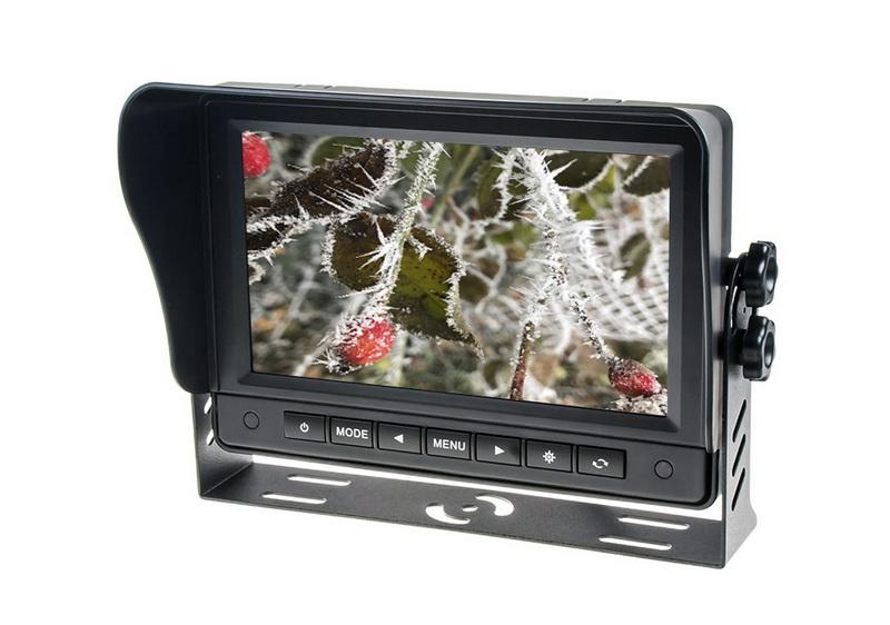 AHD 1080P,960P,720P monitor 9