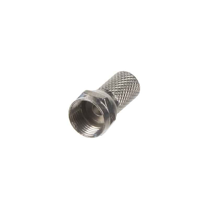 F konektor na koax 5mm (RG58) šroubovací