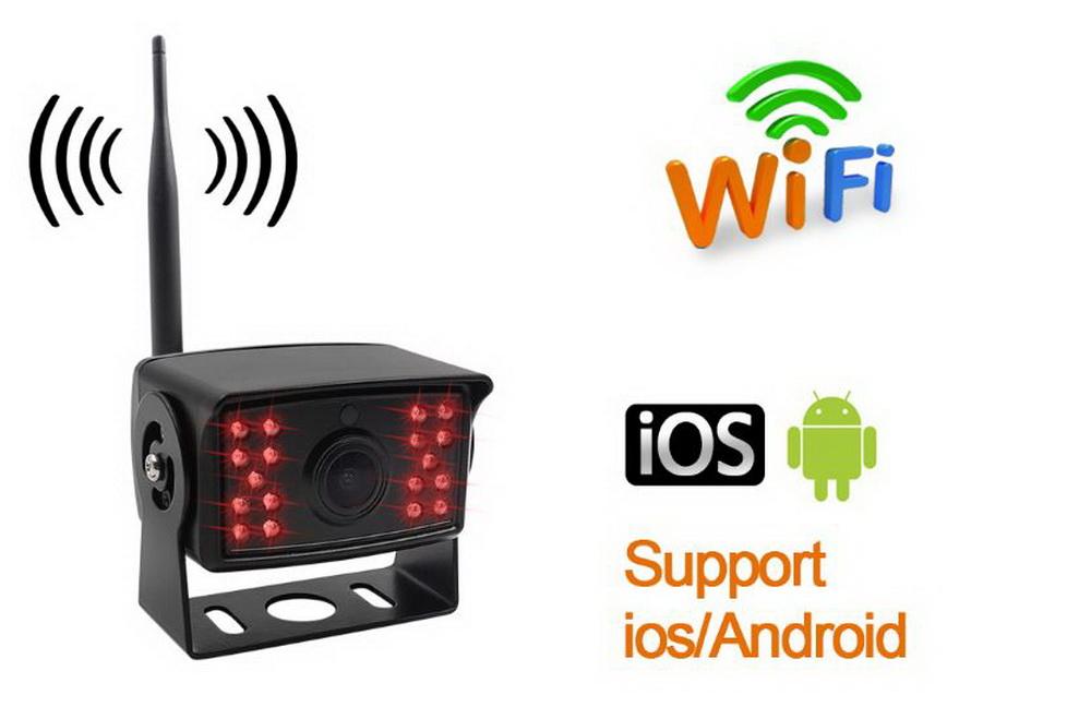Přídavná bezdrátová Wi-Fi kamera