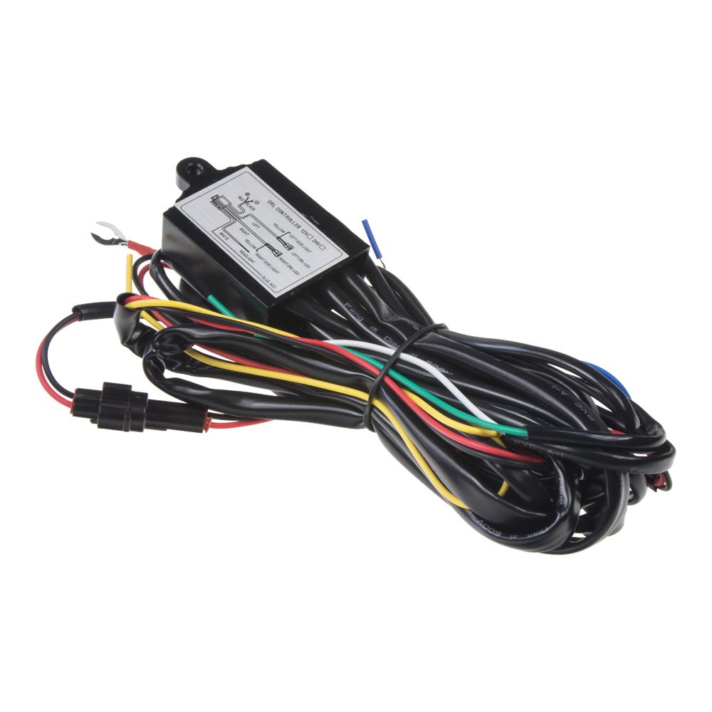 Modul pro automatické rozsvěcování přídavných LED světel