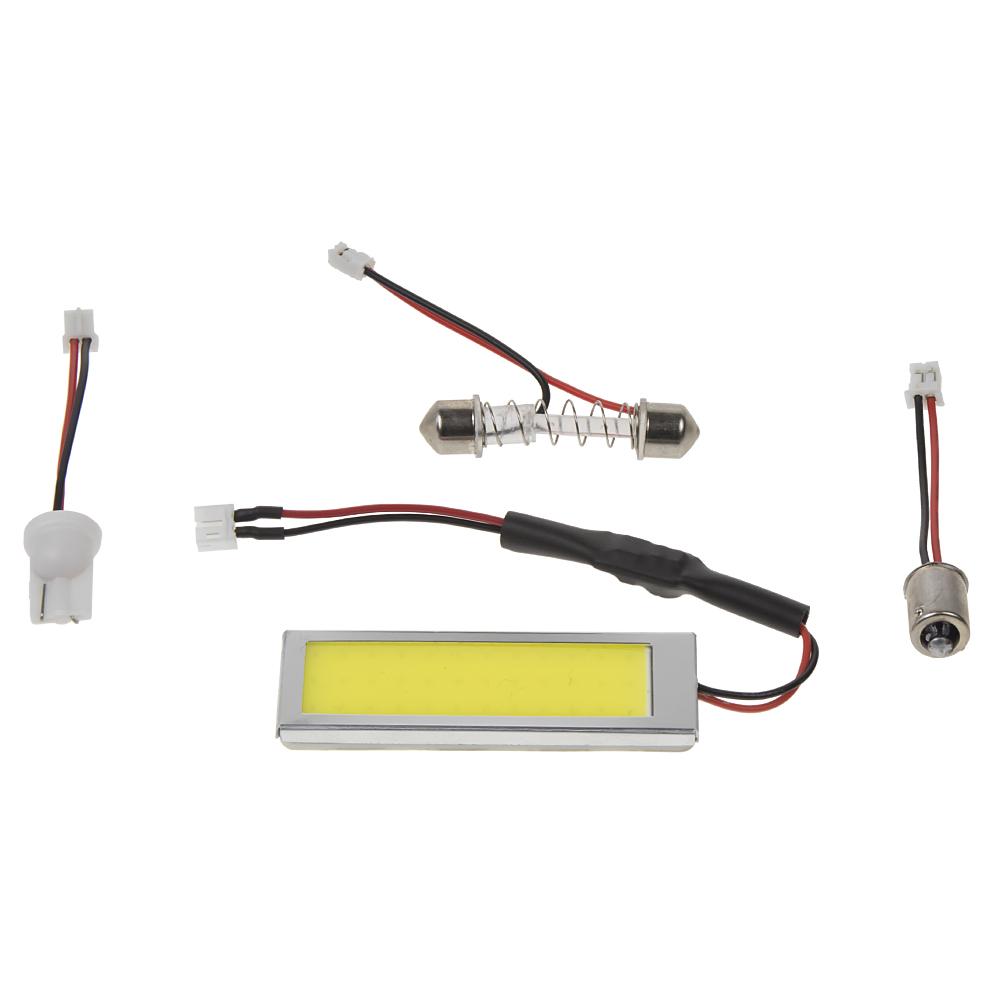COB LED panel 22x62mm 12-24V, 36LED/0,5W
