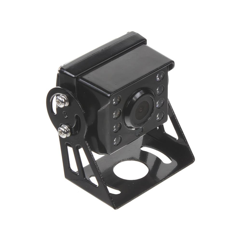 AHD 720 mini kamera 4PIN černá, PAL vnější