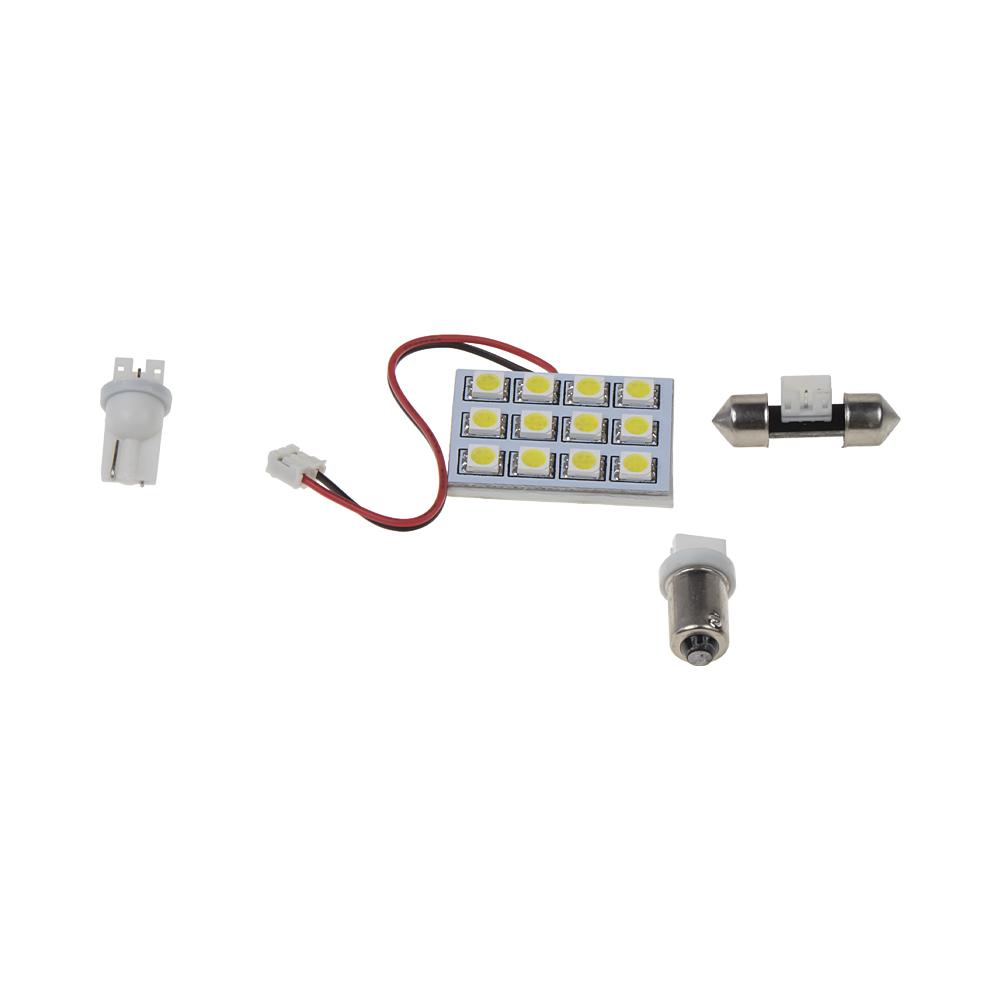 x LED panel 35x26 mm 24V, 12LED/3SMD