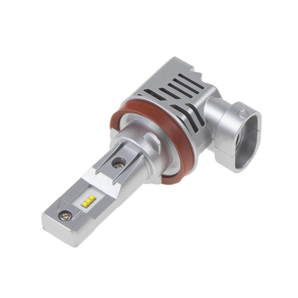 ZES LED H8,H9,H11 bílá, 9-32V, 5000LM