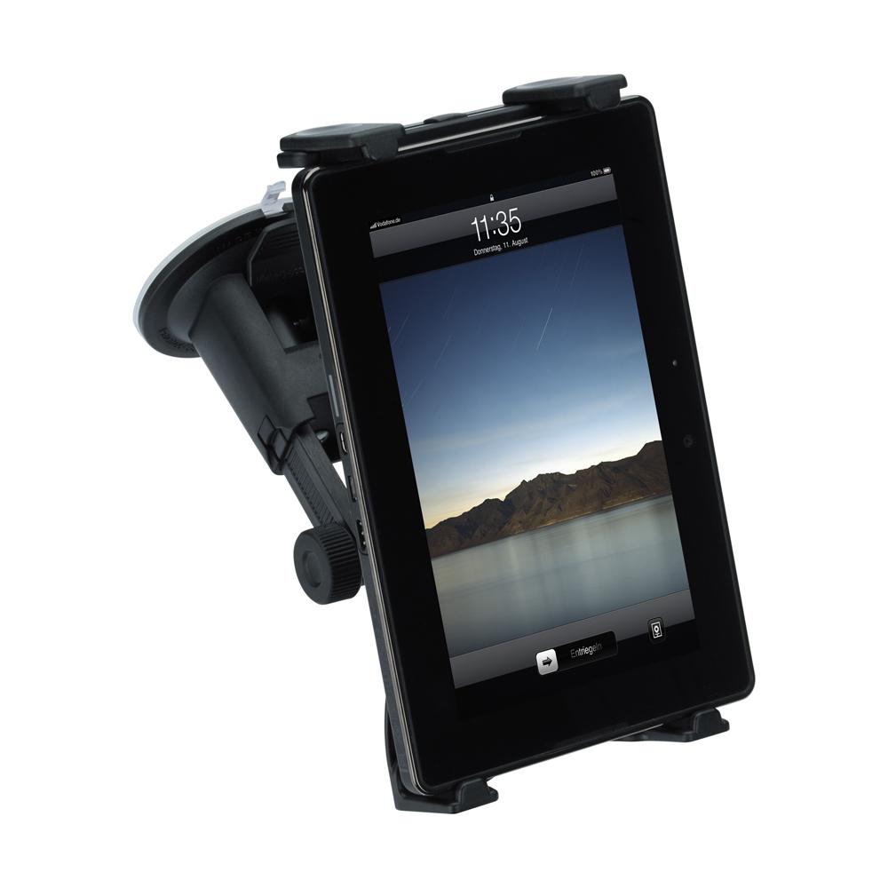 Univerzální držák s úchytem pro tablety výška 120-220mm se systémem 4QF