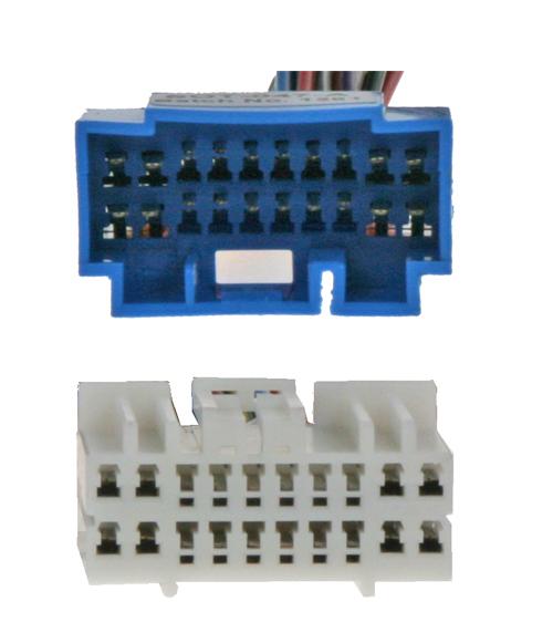 Kabeláž pro HF PARROT/OEM Honda Accord (01-08) - aktivní PREMIUM system