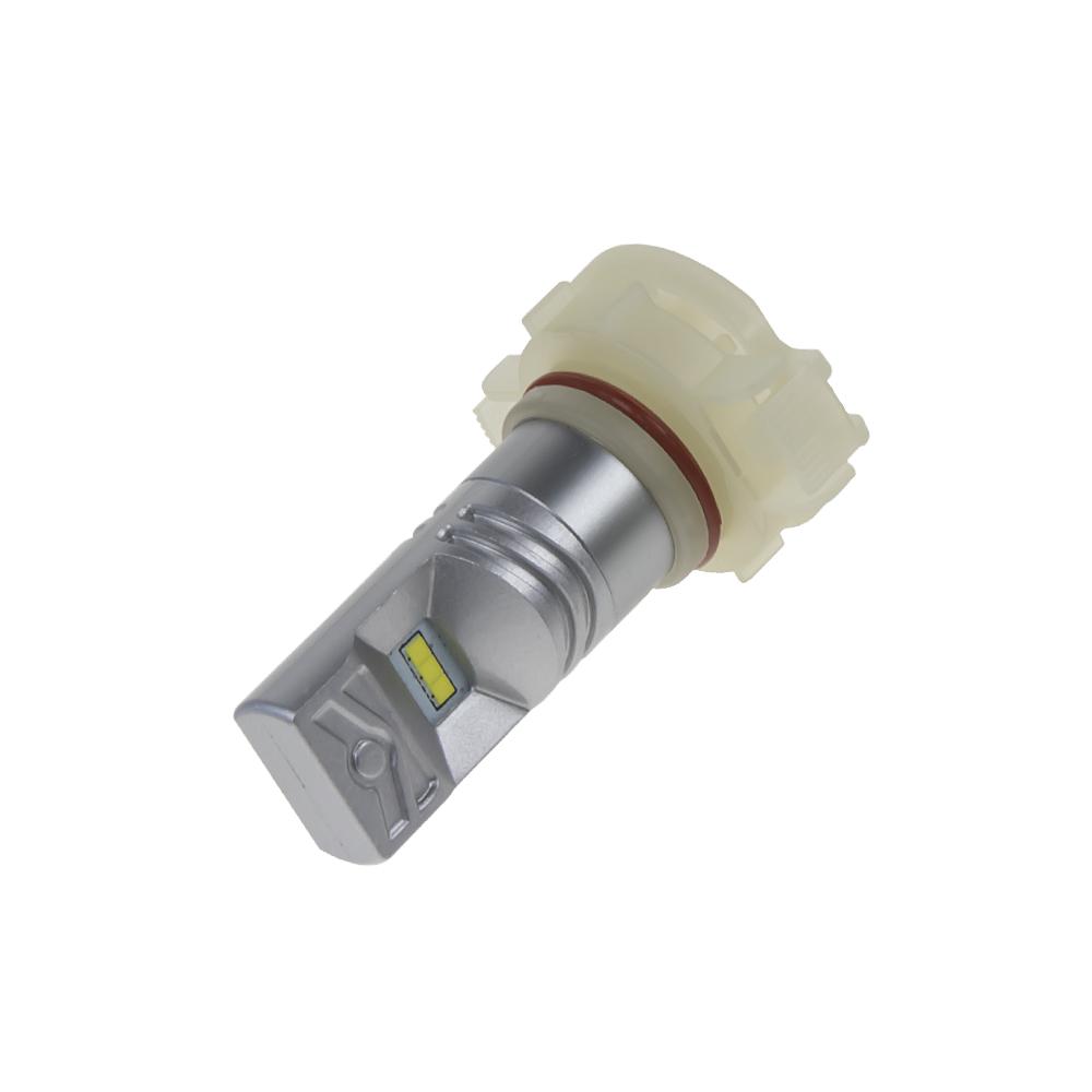 CSP LED H16 PY24 bílá, 12-24V, 30W