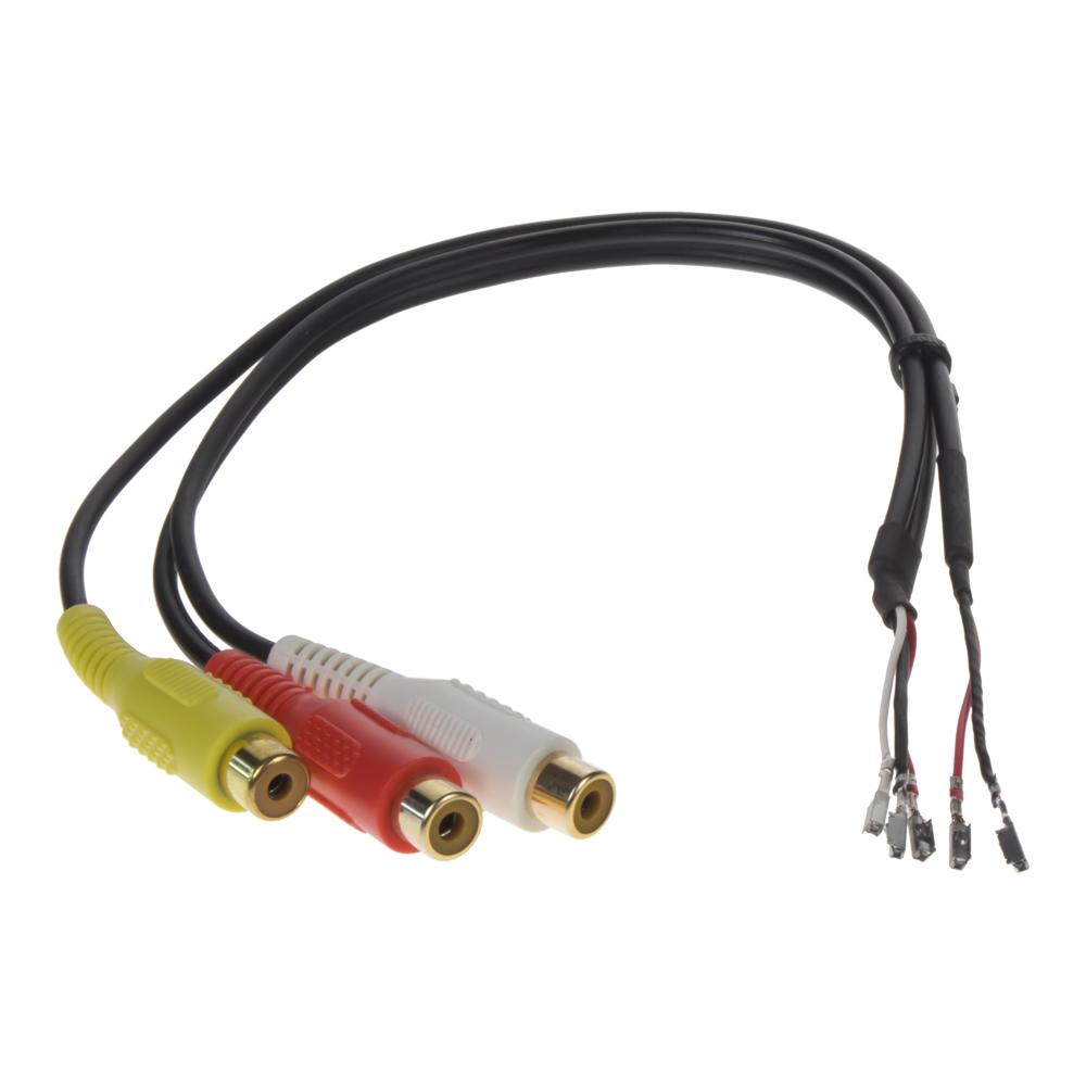 Adaptér A/V vstup/výstup pro TV tuner Audi A8, A6, Q7