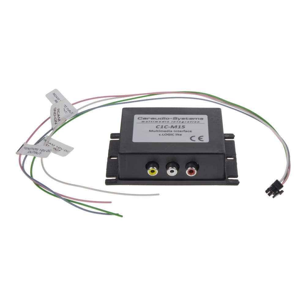 adaptér A/V vstup pro OEM navigaci Landrover