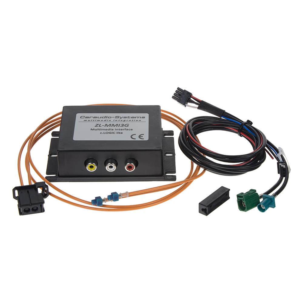 adaptér A/V vstup pro Audi MMI 3G, Touareg 2010