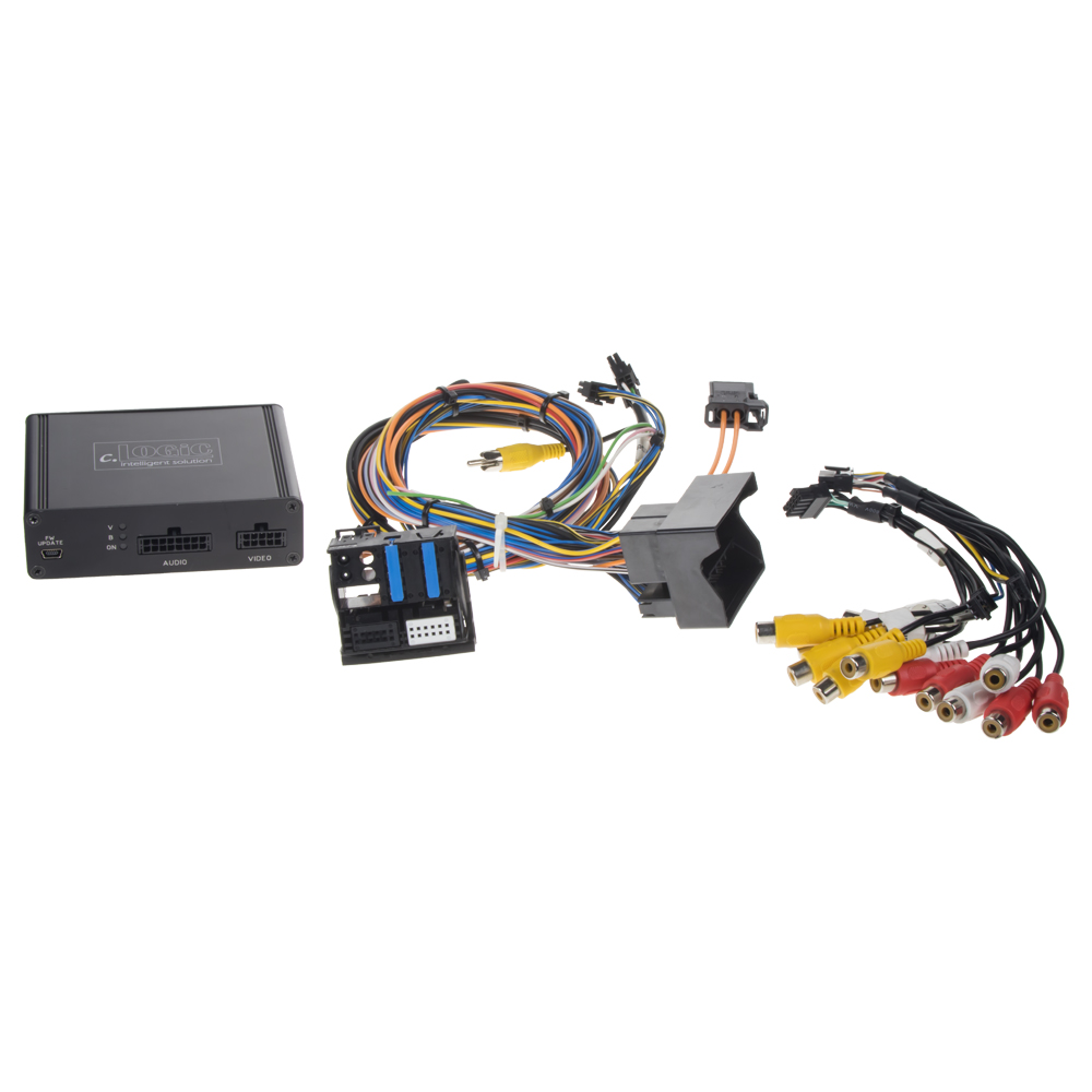 adaptér A/V vstup pro OEM navigaci Porsche PCM 3.0
