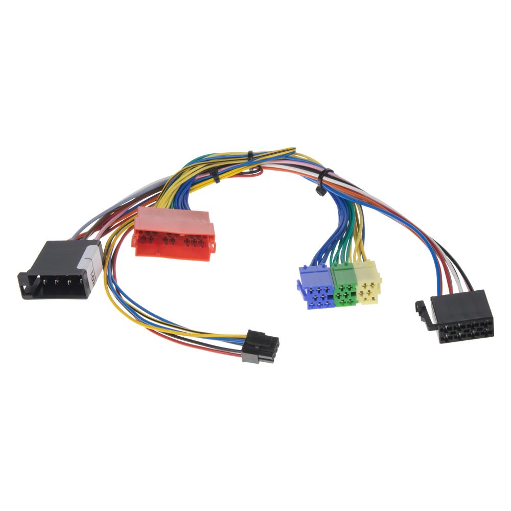 Kabeláž Porsche Cayenne pro připojení modulu TVF-box01
