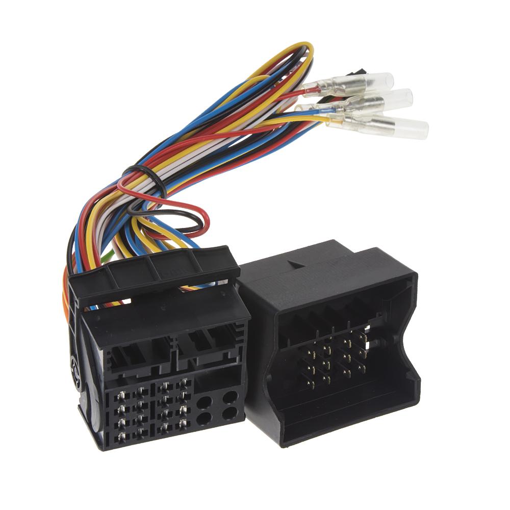 Kabeláž Mercedes, VW, Porsche pro připojení modulu TVF-box01 s Most konektorem