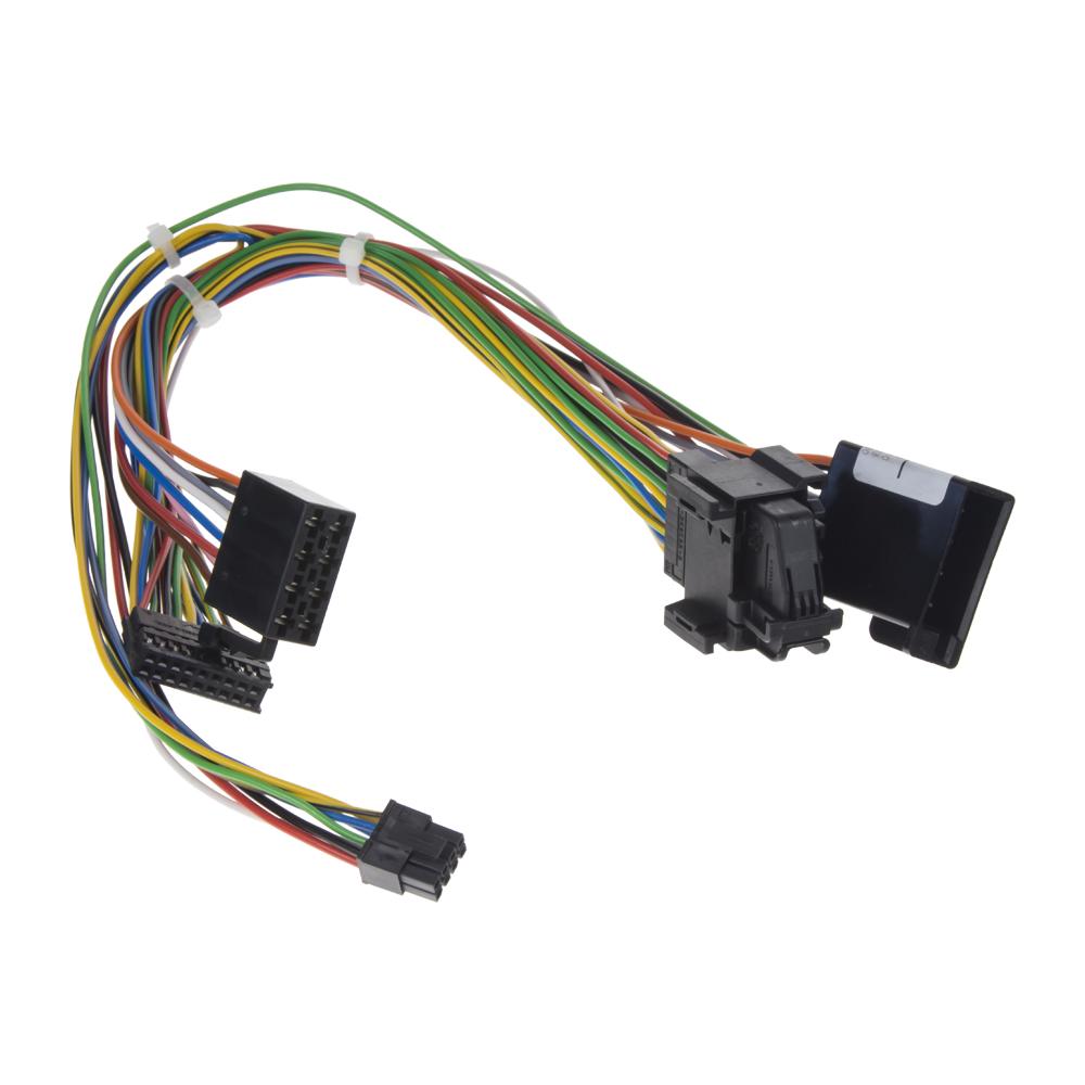Kabeláž Mercedes pro připojení modulu TVF-box01 s navigací Comand 2.0, APS CD
