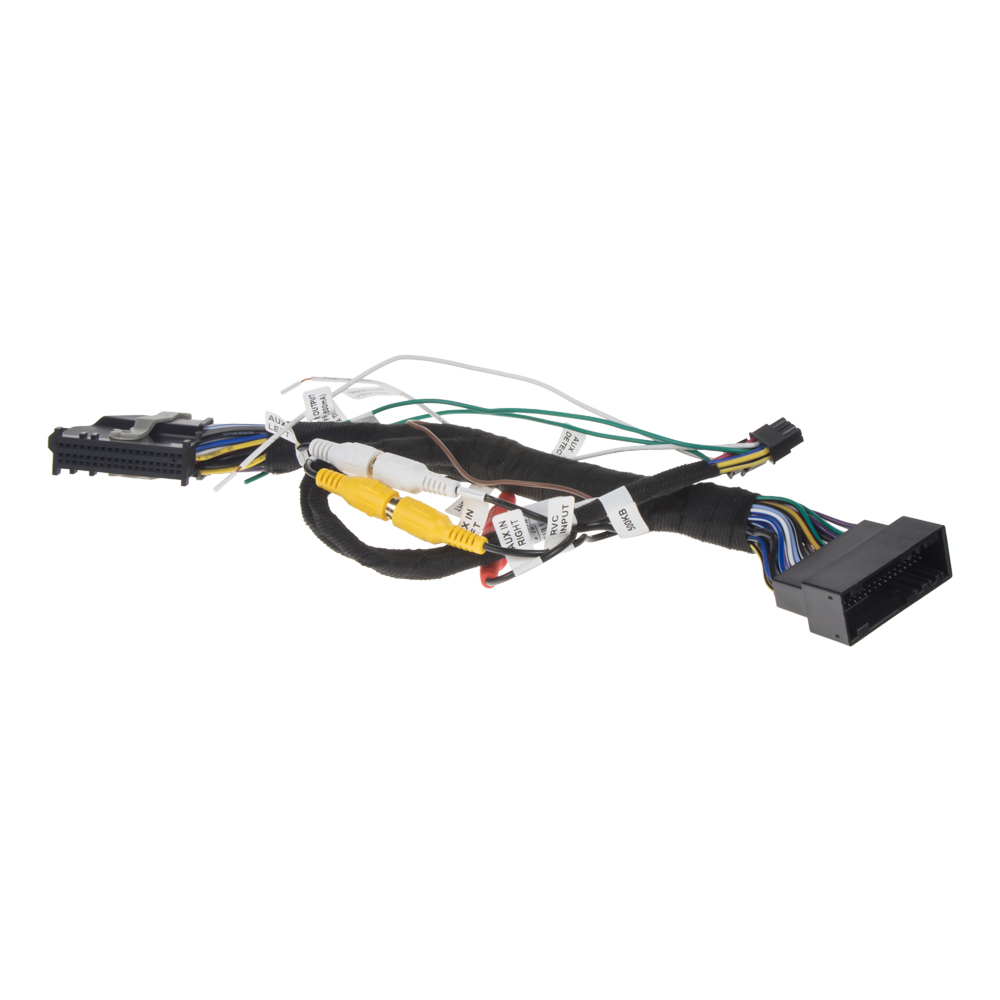 Kabeláž Ford Sync pro připojení modulu TVF-box01