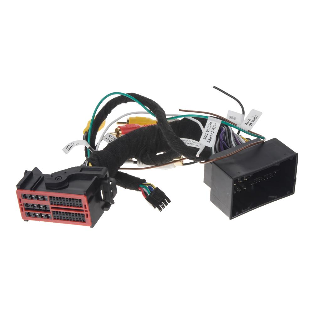Kabeláž Chrysler, Jeep pro modul TVF-box01 (Uconnect 8.4)