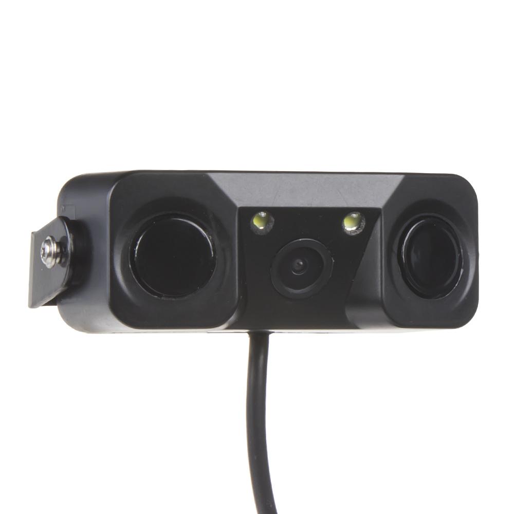 Parkovací kamera s výstupem na monitor, 2 senzory