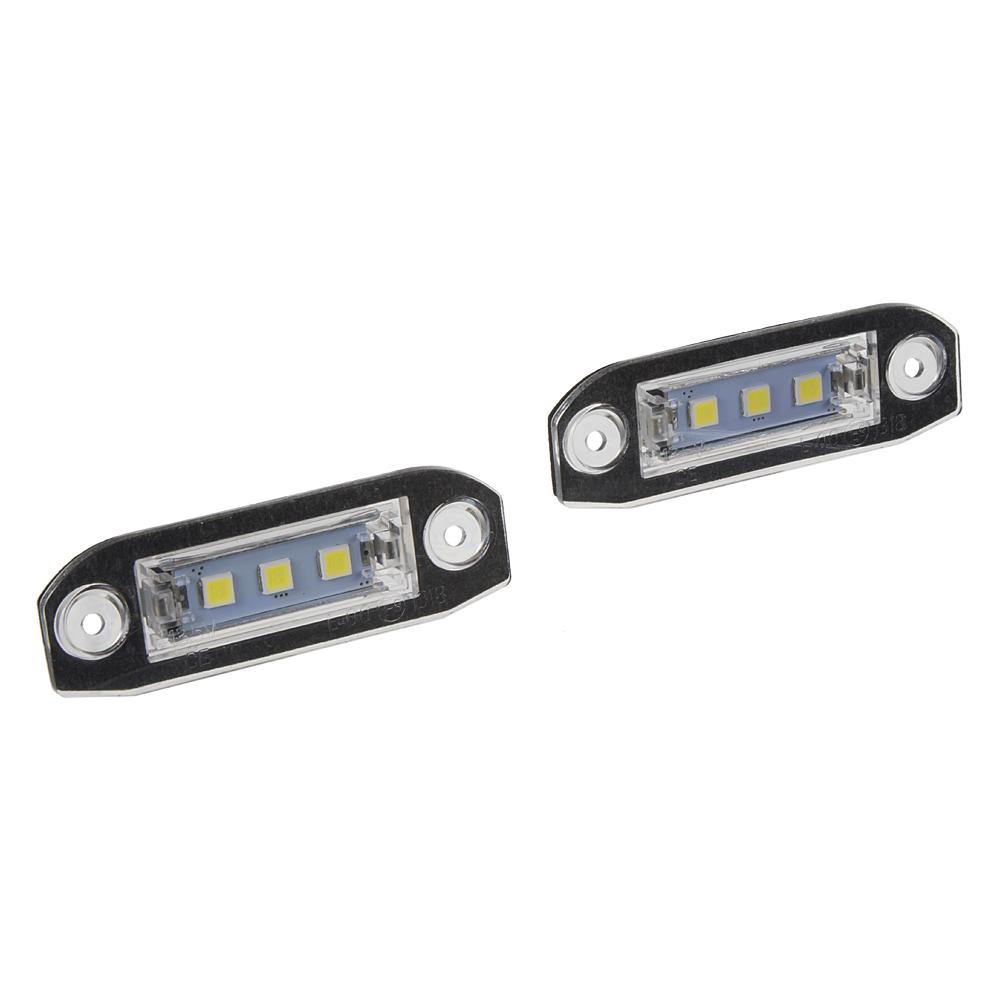 LED osvětlení SPZ do vozu Volvo