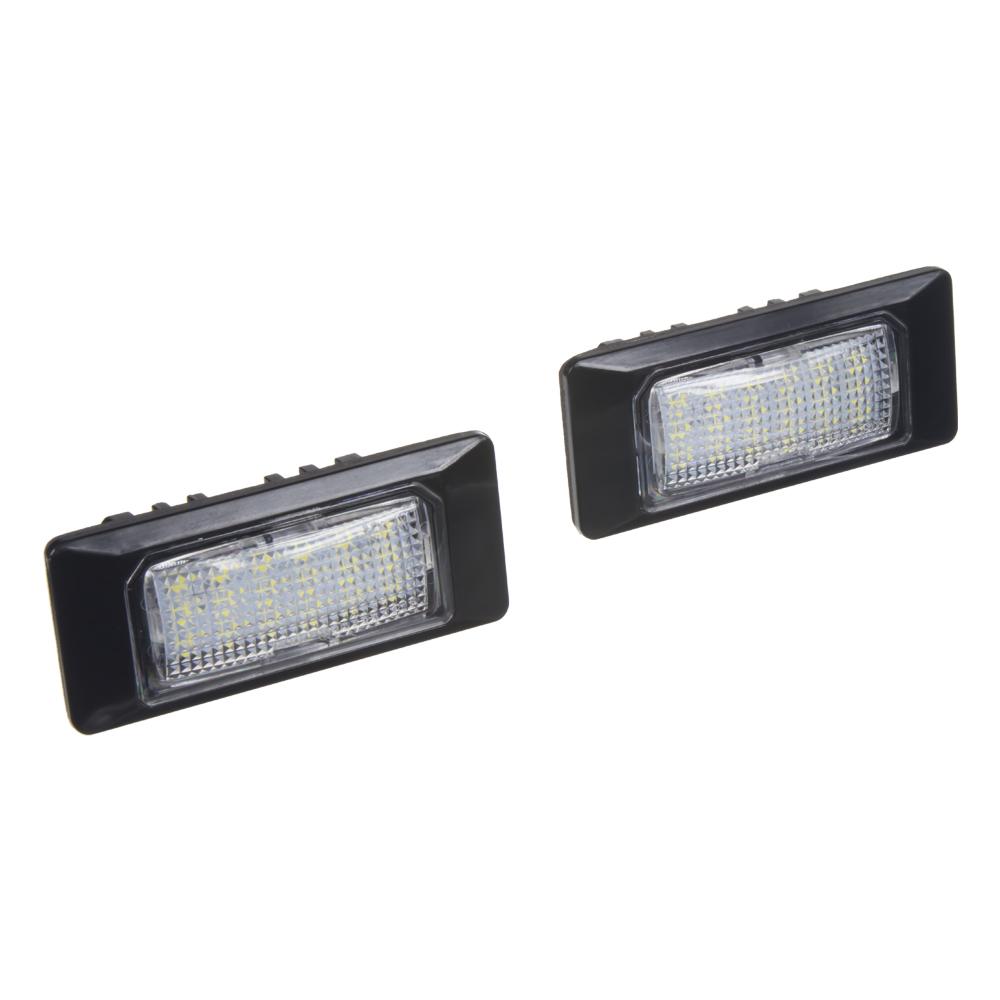 LED osvětlení SPZ do vozu Audi VW Golf VI, Passat B6, Sharan