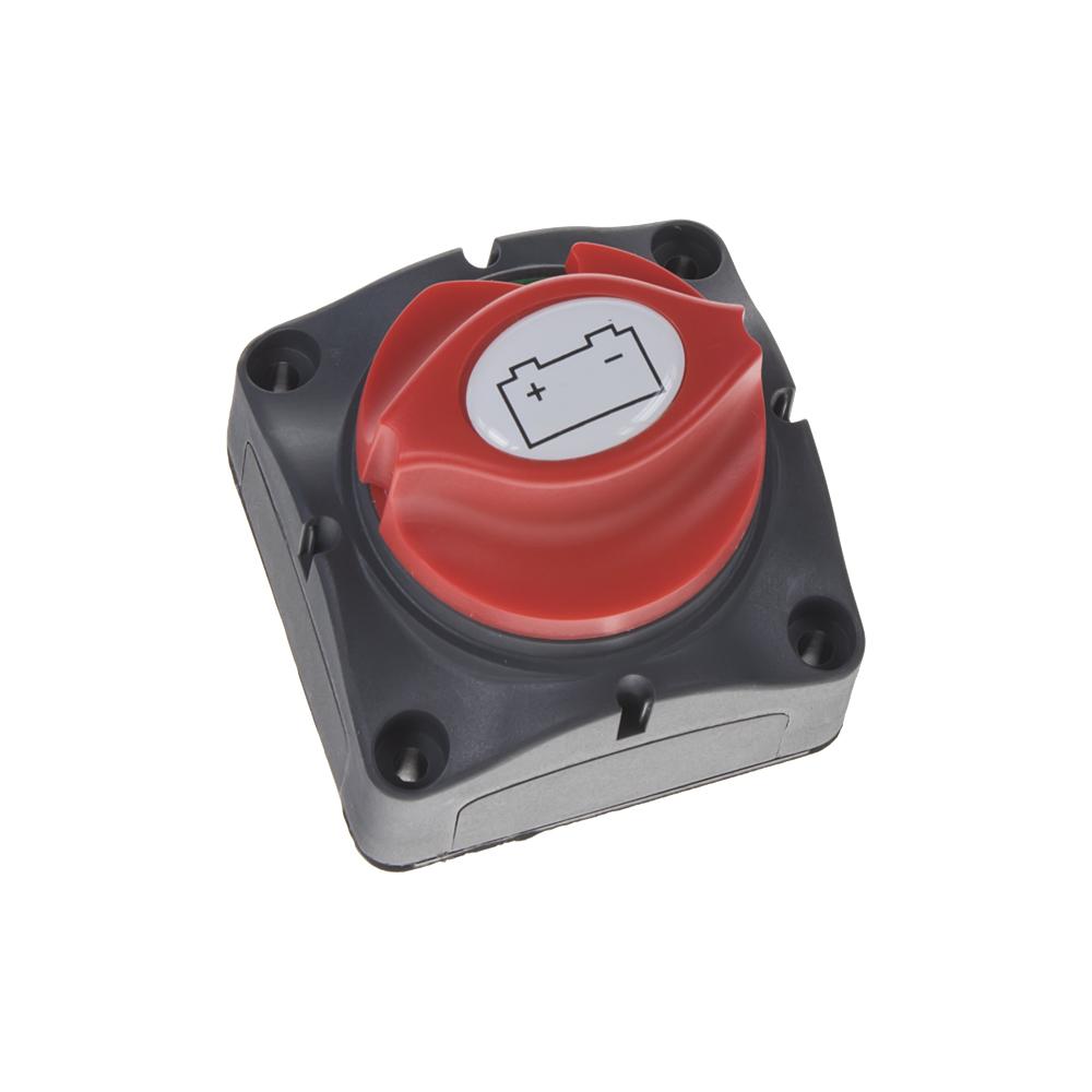 Odpojovač baterie 250A, M10, odnímatelná klička