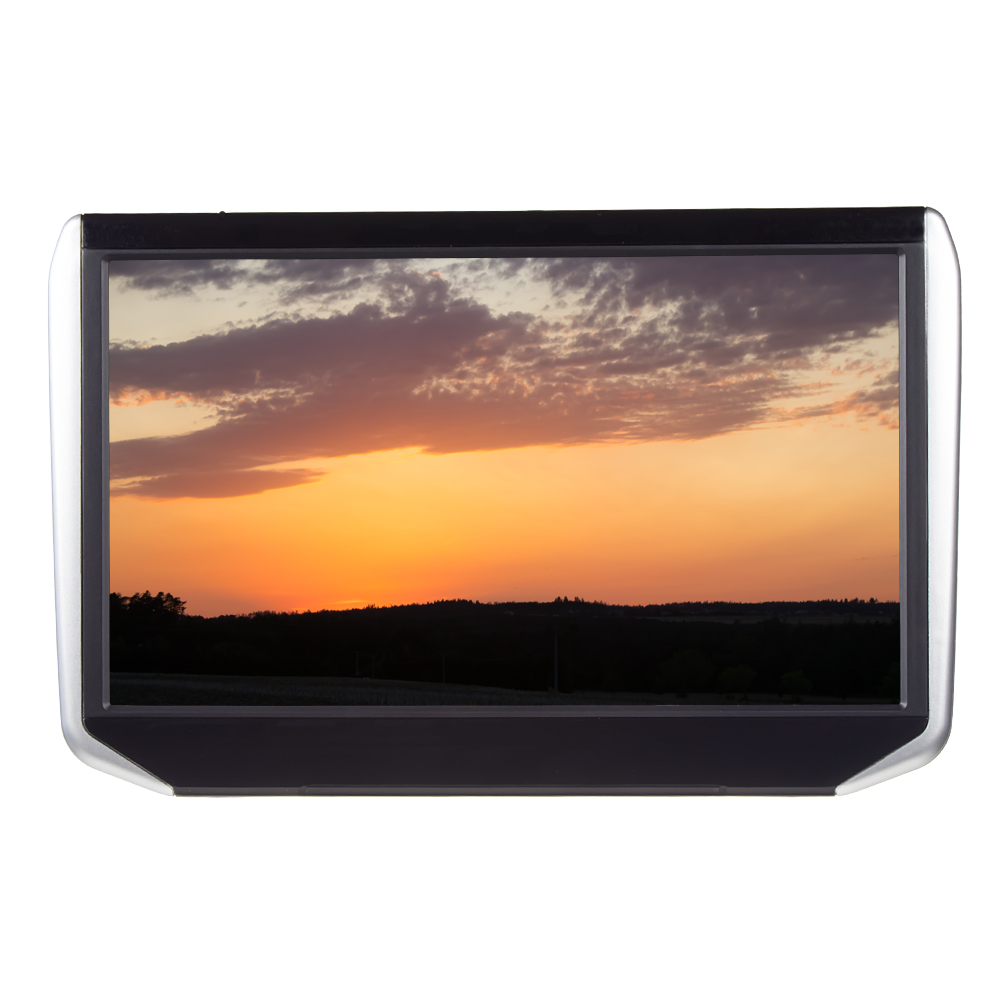 """MP monitor 11,6"""" s USB/HDMI, držákem na opěrku, české menu"""