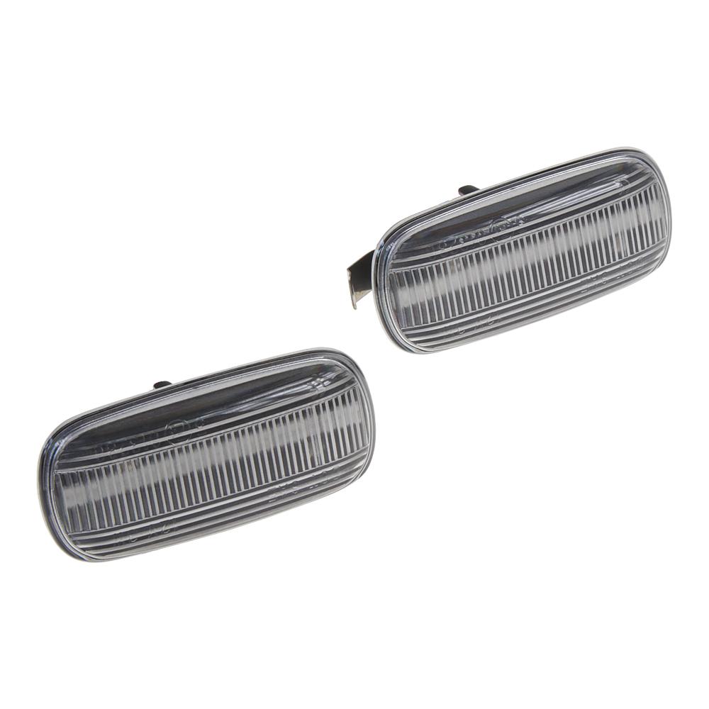 LED dynamické blinkry Audi oranžové A3, A4, A6, A8, TT