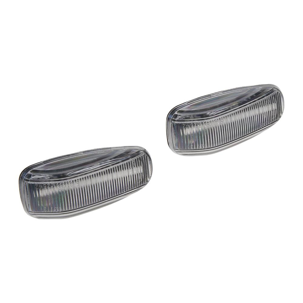 LED dynamické blinkry Mercedes oranžové C, E, CLK, SLK, Vito
