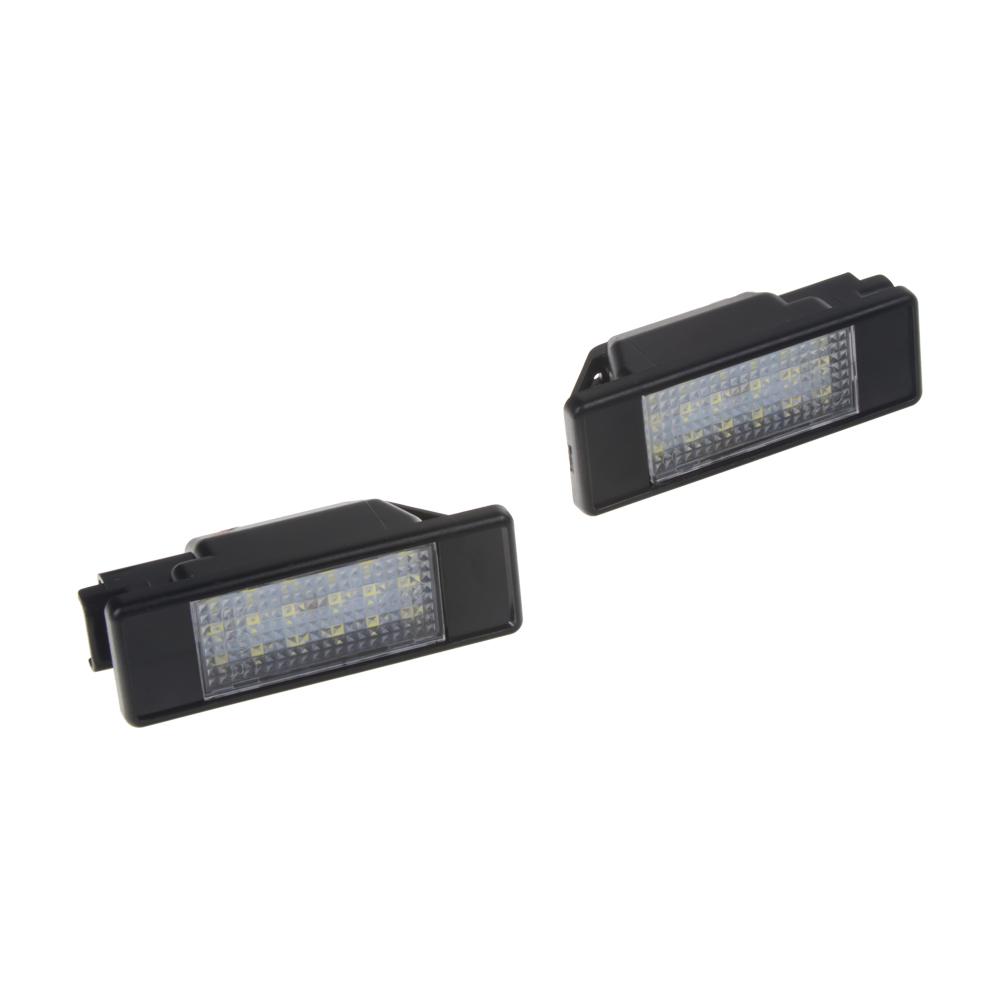LED osvětlení SPZ do vozu Mercedes Vito, Viano, Sprinter