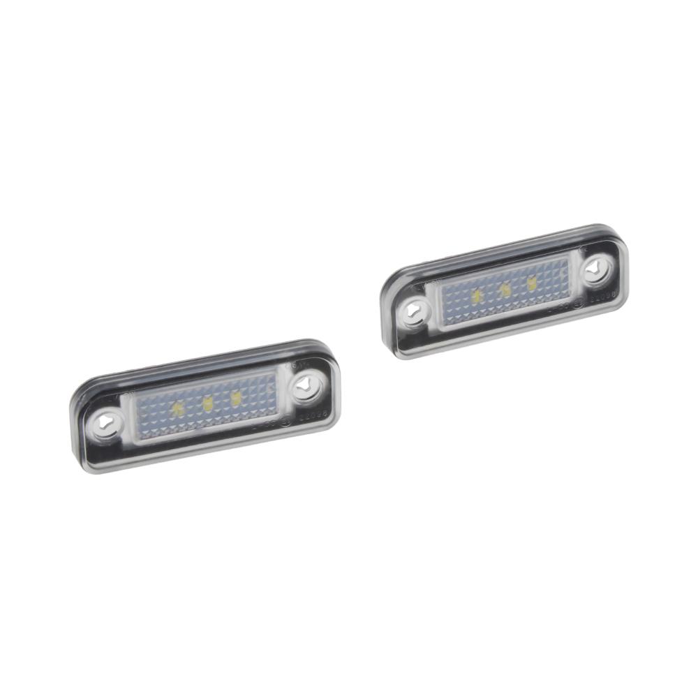 LED osvětlení SPZ do vozu Mercedes C, E, CLS, SLK